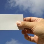 Tips for Getting a Business Card That Works for You