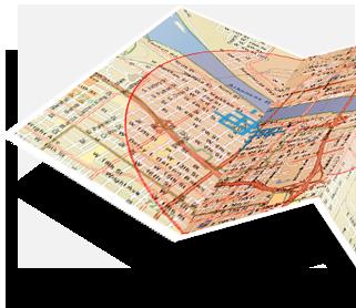 Usps Eddm Map EDDM Direct Mail   Marketing Services Usps Eddm Map